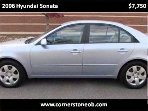 2006 hyundai sonata used cars olive branch ms youtube. Black Bedroom Furniture Sets. Home Design Ideas