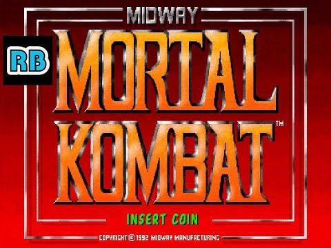 1992 [53fps] Mortal Kombat DEMO