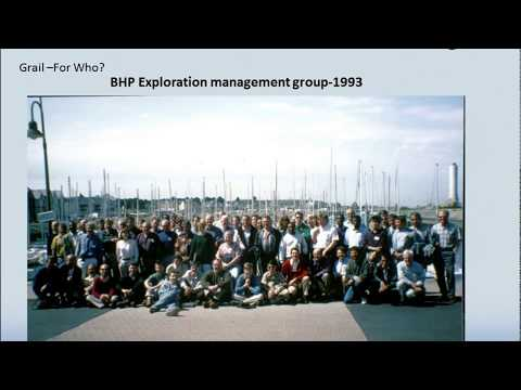 Quest for the Holy Grail: BHP's Geophysical Research Program 1985-2005- Ken Witherly, 2017