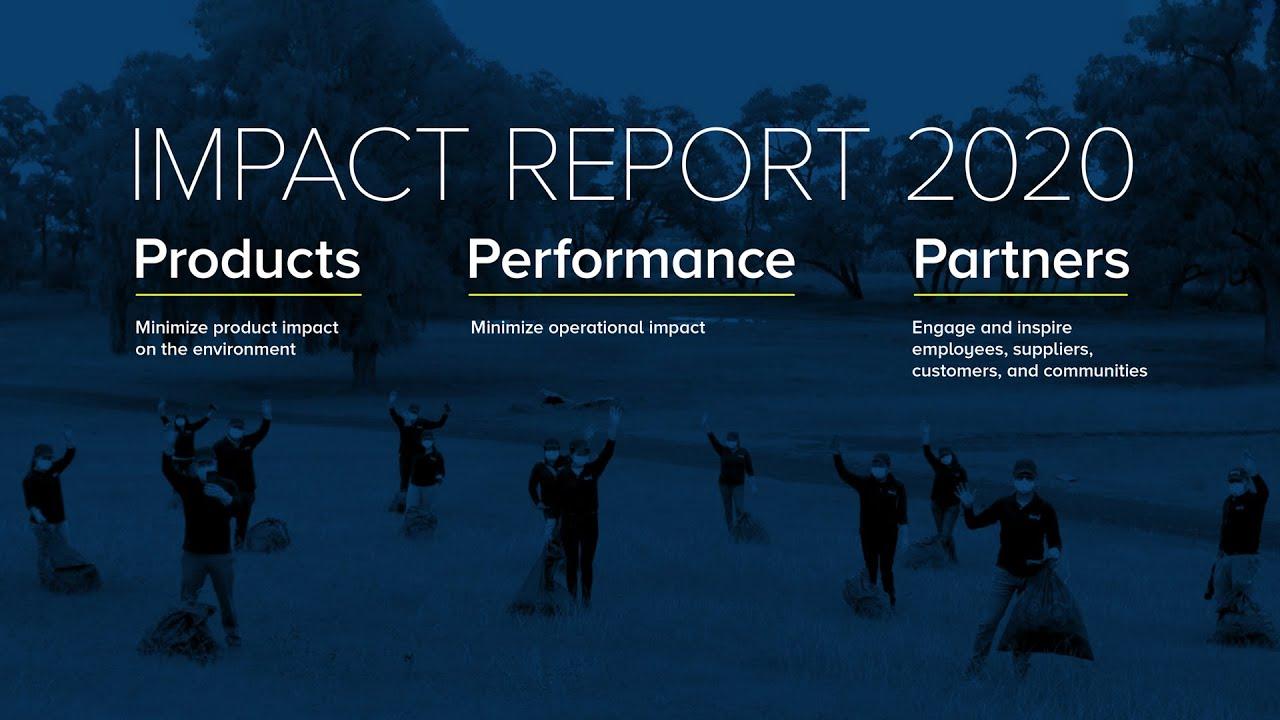 Webinar | 2020 Impact Report