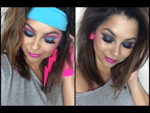 80s Inspired Makeup | Pacifica Muse Contest Round 2