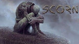 ヒト型の異星人を操作し未知の惑星を調査せよ! SFホラーFPS「SCORN」ホラーゲーム ゆっくり実況プレイ!後編 ▷前編はこちら ...