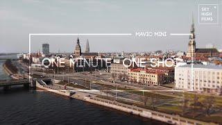 MAVIC MINI | ONE MINUTE - ONE SHOT