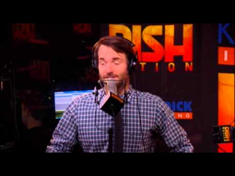 Will Forte full interview on Kidd Kraddick in the Morning