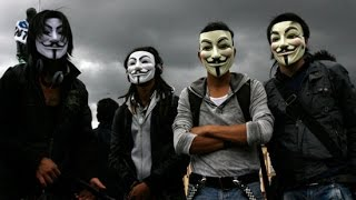 Anonymous - WE CAN CHANGE THE WORLD