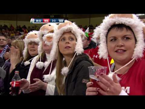 15/03/2014 Wales v Scotland 6 Nations Rugby Full Match