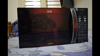 Unboxing Of IFB Microwave Oven 23BC4 Model