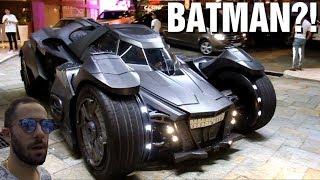 [VLOG] Batmobile à 2M€ avec un MOTEUR DE LAMBO!!