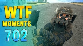 PUBG WTF Funny Daily Moments Highlights Ep 702