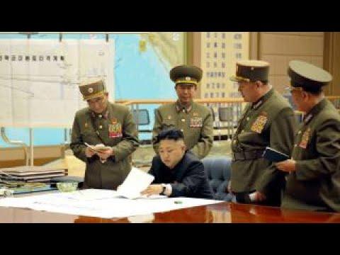 North Korea pushing towards a crisis with US?