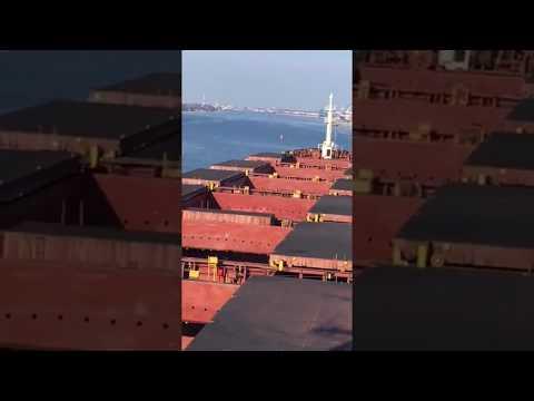 Riga Port Vessel 🚢 2018