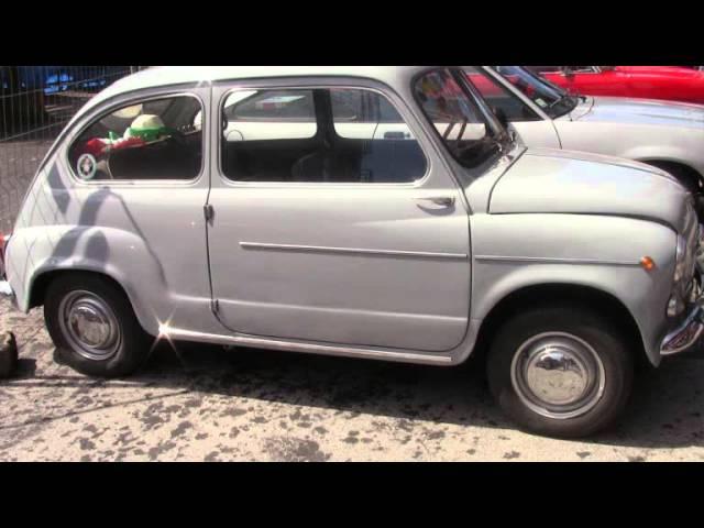 Slideshow Oldtimer-Treffen 1.2 American English, German old cars / classic car