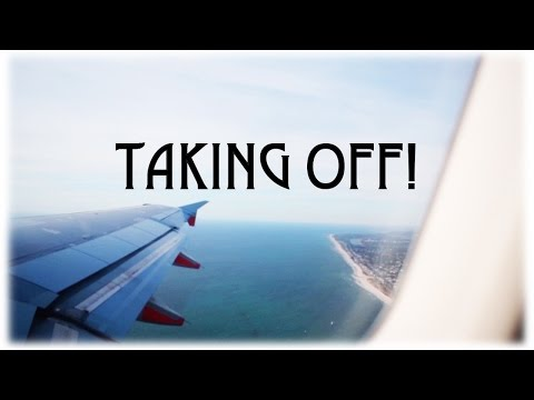 TAKING OFF - Indonesia Travel Vlog #1