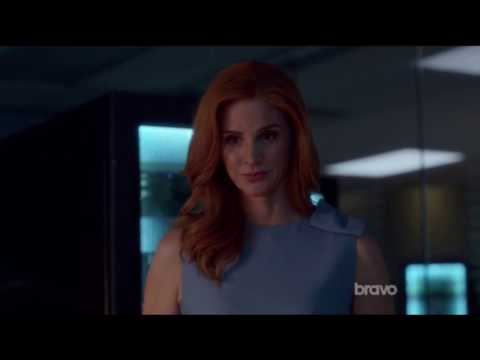 c48a0a1089 Suits - Harvey Donna - The Intercom was on