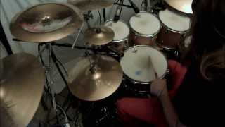 "Smashing Pumpkins- ""Cherub Rock"" Drum Cover"
