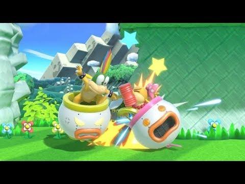 Bowser Jr Guide 1 Throw Combos And Setups Super Smash Bros Ultimate