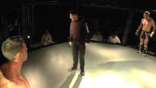 Glebs Rogoza, Rumble Sports  Vs. Kennie Boysen, Frederikssun Free Fight