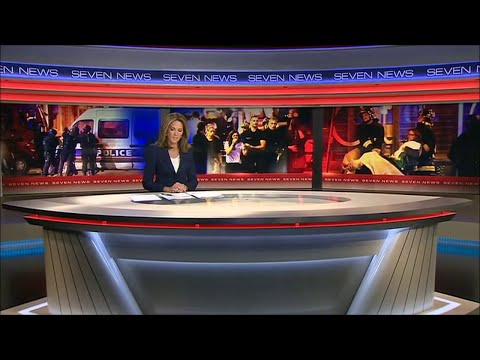 7 News Melbourne: Paris Terror (14.11.2015)