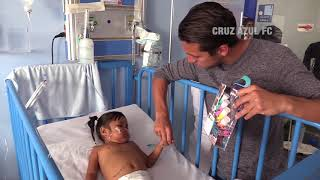 Visita inolvidable al Instituto Nacional de Pediatría
