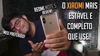 Redmi Note 5, Review completo   O Aparelho mais estável da Xiaomi que testei até Hoje, PERFEITO!