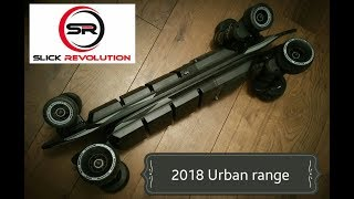 NEW 2018 Slick Revolution Urban 80.