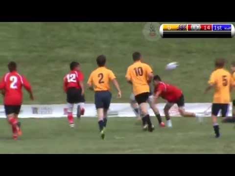 Genesis 7s vs Saratoga Springs, 2014 Utah State Games