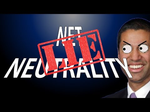 The Net Neutrality Lie