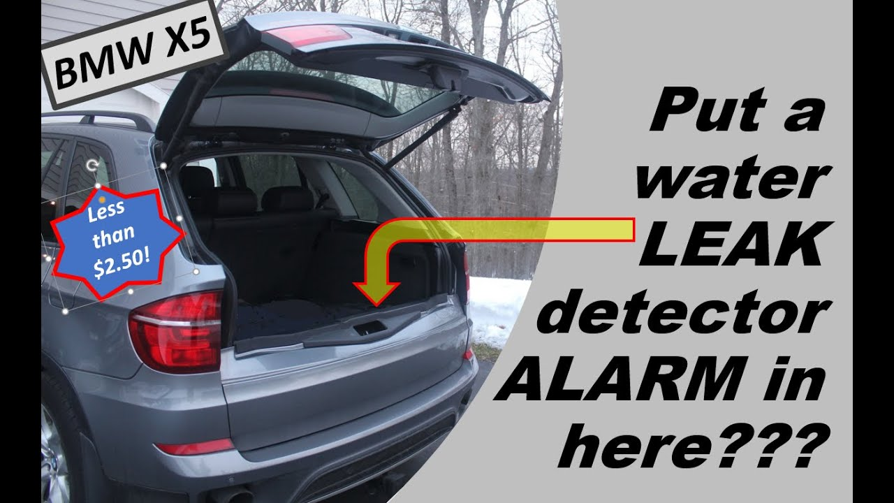 Boot Mat Trunk Liner BMW X5 xdrive E70 E 70 SUV 5-doors 2006-2013 7-seats third