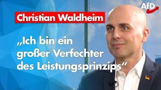 Christian Waldheim | AfD persönlich