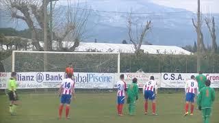 Eccellenza Girone A Atletico Cenaia-Ponte Buggianese 2-0