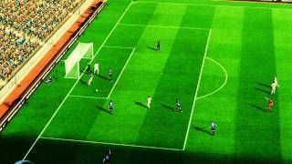 Pro Evolution Soccer 2012 PC Demo Gameplay HD
