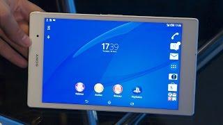 Демо Sony Xperia Z3 Tablet Compact: компактный планшет (preview)(, 2014-09-19T13:04:21.000Z)