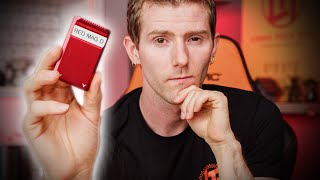"Red's Overpriced ""Mini Mag"" Cards - The Real Story"