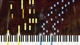 【Synthesia】Fate/Zero - Oath Sign