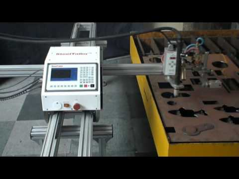 SteelTailor Portable CNC Cutting Machine