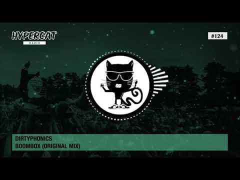 Hypercat Radio #124 Mixed by Lost Identity