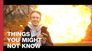 Why Real Explosions Don't Look Like Movie Explosions