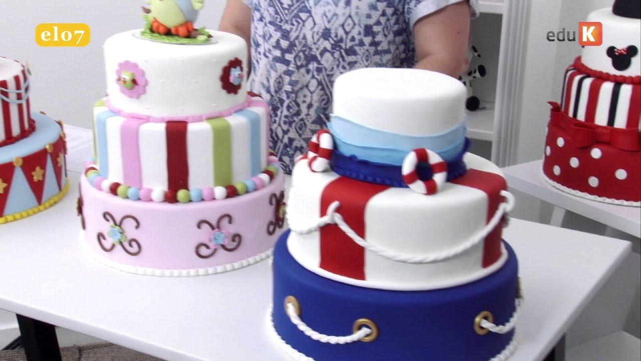 Make A Fake Cake