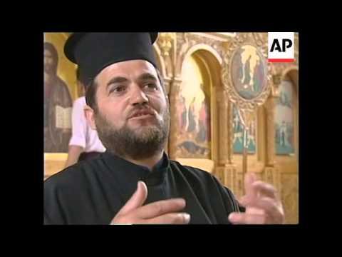 ALBANIA: TIRANA: ORTHODOX CHURCH