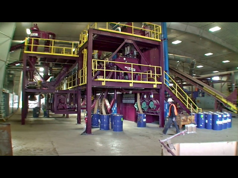 RecoverMax — Bulk Recycling Processing for Recovering Precious Metals