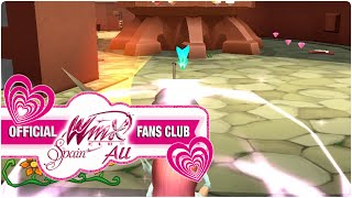 Winx Club PC Game - 22. Specialist training for Bloom