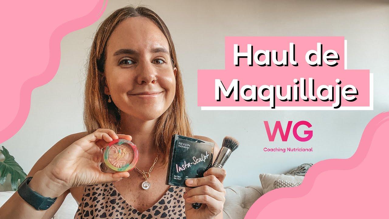 Haul Maquillaje // CHILE