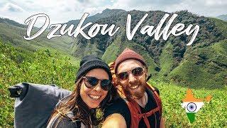 WIR SIND ÜBERWÄLTIGT - Dzukou Valley l Kohima Nord Ost Indien l Weltreise 2019
