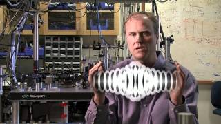 NIST/JILA Physicist James Thompson Superradiant Laser
