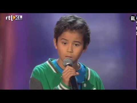 The Voice Kids 2014 - Auditie - Bodi - Fix You