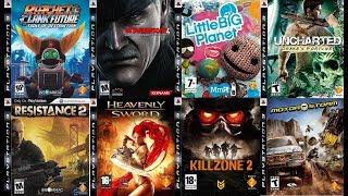 PLAYSTATION 3: GAMES QUE VALEM  PENA JOGAR