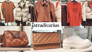 STRADIVARIUS NEW 2021Новая Женская Коллекция Осень 2021