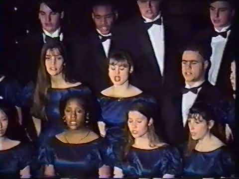 Centreville High School (Clifton, Virginia) Winter Holiday Concert 12-21-94