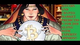 Bitcoin Price Prediction 2018 || Experts