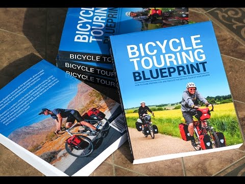The bicycle touring blueprint book review youtube the bicycle touring blueprint book review malvernweather Image collections